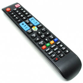Remote Control English Version for Samsung AA59-00638A 3D Smart TV - Black