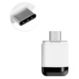 Infrared Adapter Remote Control Smartphone - USB Type-C - White/Black