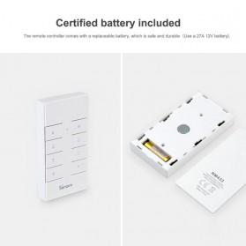 Sonoff Duplikator Cloning Custom Remote Control 8 Keys 433MHZ - RM433 - White - 4