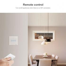 Sonoff Duplikator Cloning Custom Remote Control 8 Keys 433MHZ - RM433 - White - 6