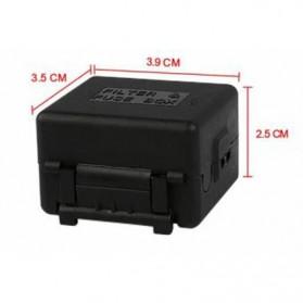 Qiachip Module Universal Wireless Remote Control 433MHz - C09 - Black - 3