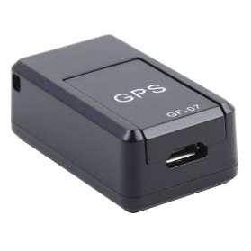 ANENG Ultra Mini GPS Tracking Device Car Location Tracker Locator System - GF-07 - Black - 3