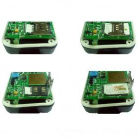 GPS Tracker Mini Mobil Motor - TK600 - Black - 3