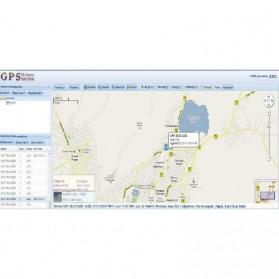 GPS Tracker Mini Mobil Motor - TK600 - Black - 5