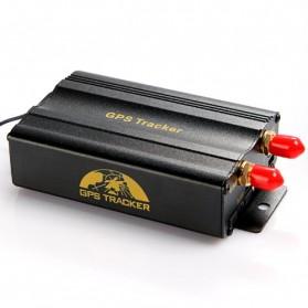 GPS Tracker Mobil Motor dengan Remote Control - TK103b - Black - 2