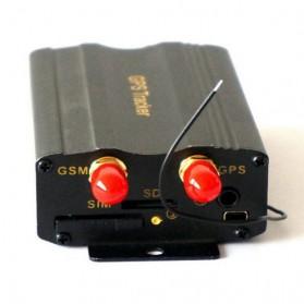 GPS Tracker Mobil Motor dengan Remote Control - TK103b - Black - 3