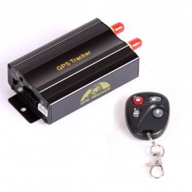 GPS Tracker Mobil Motor dengan Remote Control - TK103b - Black - 5