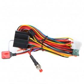 GPS Tracker Mobil Motor dengan Remote Control - TK103b - Black - 10