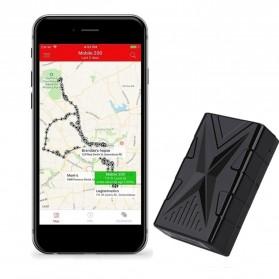 GPS Tracker - Baco GPS Tracker Strong Magnetic untuk Mobil Motor - AL01 - Black