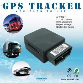 Vehicle GPS Tracker OBD2 - AFV002T - Black - 7