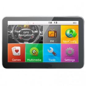 Sistem Navigasi GPS Mobil Layar 5 Inch - GPS5 - Black - 2