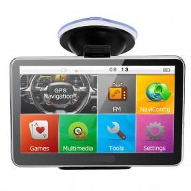 Sistem Navigasi GPS Mobil Layar 5 Inch - GPS5 - Black - 3