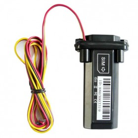 GPS Tracker Mobil Motor - M1 - Black