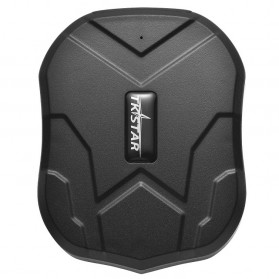 TKSTAR GPS Tracker Mobil Magnetic GSM/GPRS - TK905 - Black