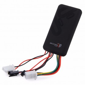 GPS Tracker Mobil Motor - GT06 - Black