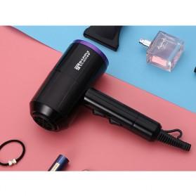 Shunrui Quick Dry+ Hair Dryer - XL-6666 - Black - 2