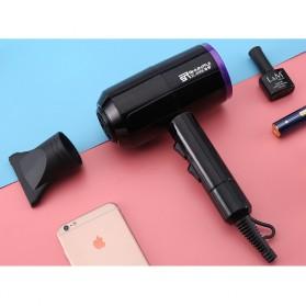 Shunrui Quick Dry+ Hair Dryer - XL-6666 - Black - 3