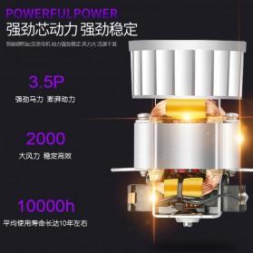 Shunrui Quick Dry+ Hair Dryer - XL-6666 - Black - 5