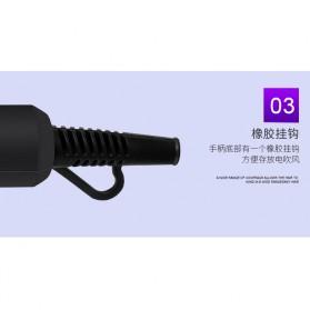 Shunrui Quick Dry+ Hair Dryer - XL-6666 - Black - 7