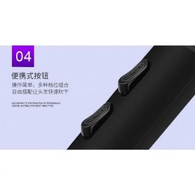 Shunrui Quick Dry+ Hair Dryer - XL-6666 - Black - 8