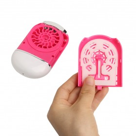 Cooling Fan Kipas USB Khusus Pengering Maskara Kutek Serbaguna - YXFS - Black - 3
