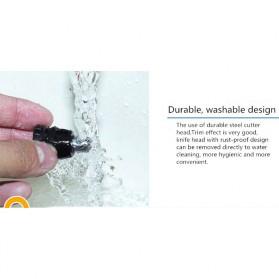Xucco Nose Trimmer Cukur Bulu Hidung Elektrik Chargerable - SK-211 - Multi-Color - 5