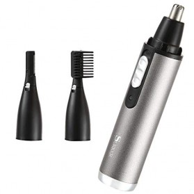 Xucco Nose Trimmer Cukur Bulu Hidung Elektrik Chargerable - SK-211 - Multi-Color - 9