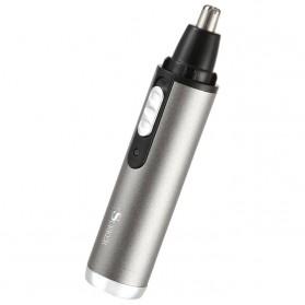 Xucco Nose Trimmer Cukur Bulu Hidung Elektrik Chargerable - SK-211 - Multi-Color - 10