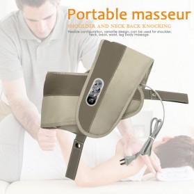 Alat Simulasi Pijat Elektrik Cervical Massage Shawl -  A194 - 5