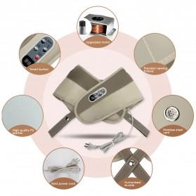 Alat Simulasi Pijat Elektrik Cervical Massage Shawl -  A194 - 7