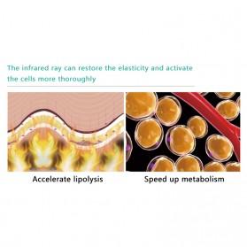 Alat Pelangsing Cavitation Ultrasonic IR EMS Body Slimming - SC017 - White - 7