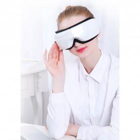 Alat Pijat Mata Elektrik Rechargeable Smart Folding Eye Massage - C11 - White - 4