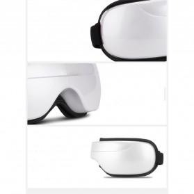 Alat Pijat Mata Elektrik Rechargeable Smart Folding Eye Massage - C11 - White - 6