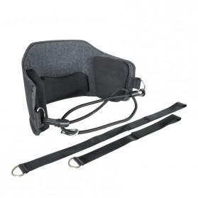 Smelov Neck Hammock Pain Relief Alat Terapi Leher Pundak dan Kepala - SM18-518-2 - Black - 2