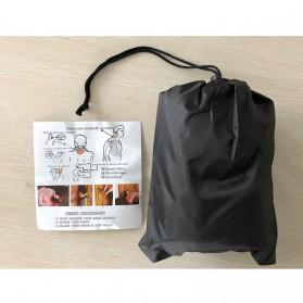 Smelov Neck Hammock Pain Relief Alat Terapi Leher Pundak dan Kepala - SM18-518-2 - Black - 4