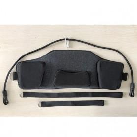 Smelov Neck Hammock Pain Relief Alat Terapi Leher Pundak dan Kepala - SM18-518-2 - Black - 5