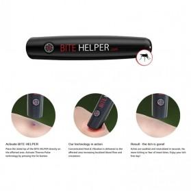 BITE HELPER Pena Pereda Rasa Gatal Mosquito Itching Therminator Relief Pen - Black - 3