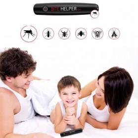 BITE HELPER Pena Pereda Rasa Gatal Mosquito Itching Therminator Relief Pen - Black - 4
