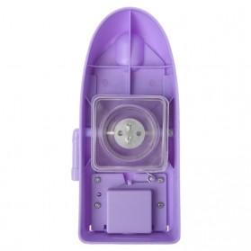 GCOCL Nail Art Printer Kuku UV LED Nail Stamper Machine - 1-2003 - Purple - 3