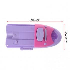 GCOCL Nail Art Printer Kuku UV LED Nail Stamper Machine - 1-2003 - Purple - 4