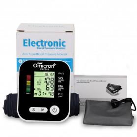TaffOmicron Pengukur Tekanan Darah Tensi Electronic Blood Pressure Monitor - RAK-283 - White - 2