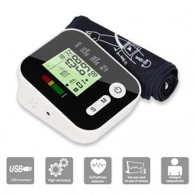 TaffOmicron Pengukur Tekanan Darah Tensi Electronic Blood Pressure Monitor - RAK-283 - White - 3