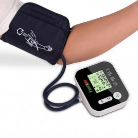 TaffOmicron Pengukur Tekanan Darah Tensi Electronic Blood Pressure Monitor - RAK-283 - White - 5