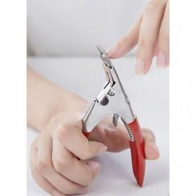 Tegoni Gunting Kuku Nail Trimmer Manicure - TG2000 - Silver - 2
