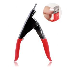 Tegoni Gunting Kuku Nail Trimmer Manicure - TG2000 - Silver - 3