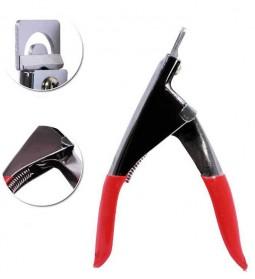 Tegoni Gunting Kuku Nail Trimmer Manicure - TG2000 - Silver - 4