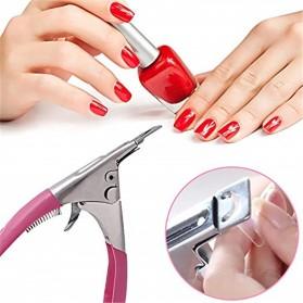 Tegoni Gunting Kuku Nail Trimmer Manicure - TG2000 - Silver - 6