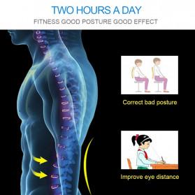 YOSYO Belt Magnetic Terapi Koreksi Postur Punggung Size S - Y11002 - Black - 8