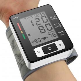 Pr Sung Pengukur Tekanan Darah Electronic Sphygmomanometer Heart Rate - CK-W133 - Black