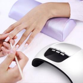 Inlife Pengering Kutek Kuku UV LED Nail Dryer 45W - SP180 - White - 2